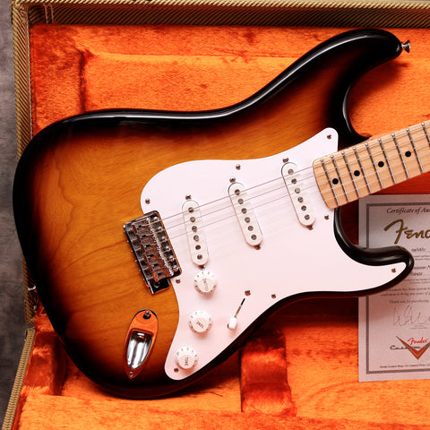 2011 Fender Custom Shop 1955 Stratocaster NOS, Sunburst