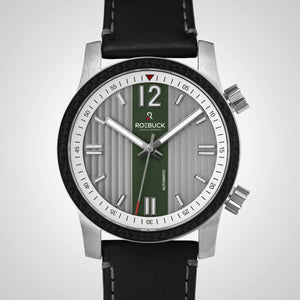 Dual Time green and grey