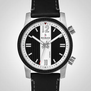 Dual Time white and black