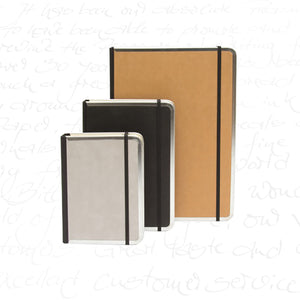 "Binderwek - 3.5 x 5"" Metal Edge Books"