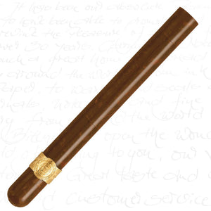 Montegrappa Cigar Pen - Gold Fountain Pen - On Sale