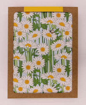 Daisies Greeting Cards (Pack)
