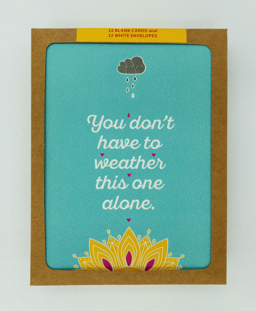 Encouragement Greeting Cards (Pack)