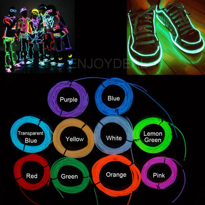 Waterproof LED Strip Light Neon Light Glow