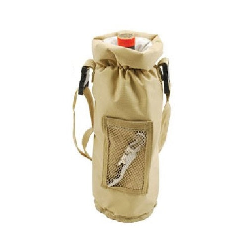 Grab & Go Insulated Bottle Carrier: Beige