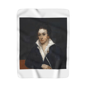 Shelley Sherpa Fleece Blanket
