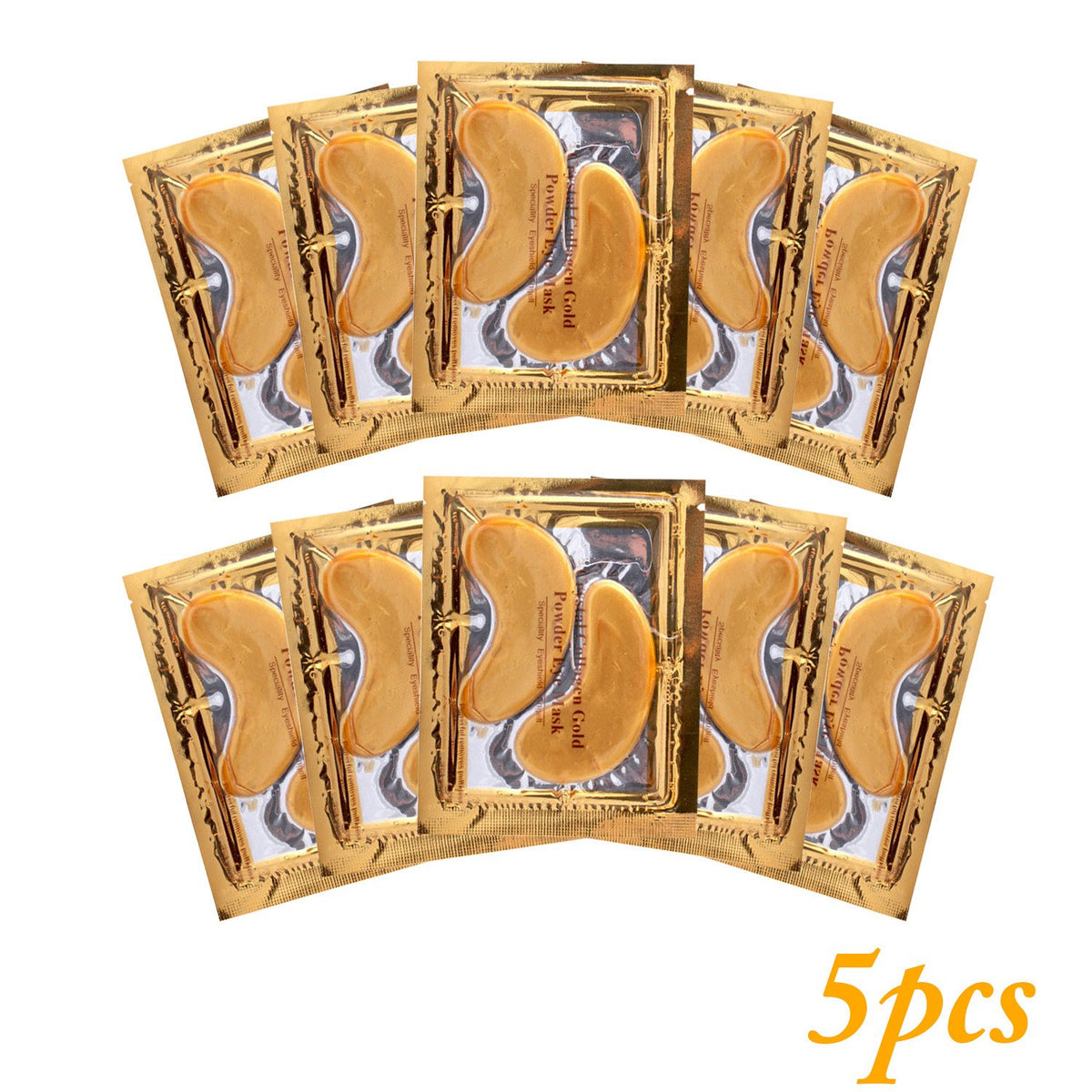 Gold Gel Eye Mask Patch