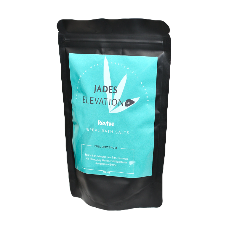 Revive Herbal Bath Salts