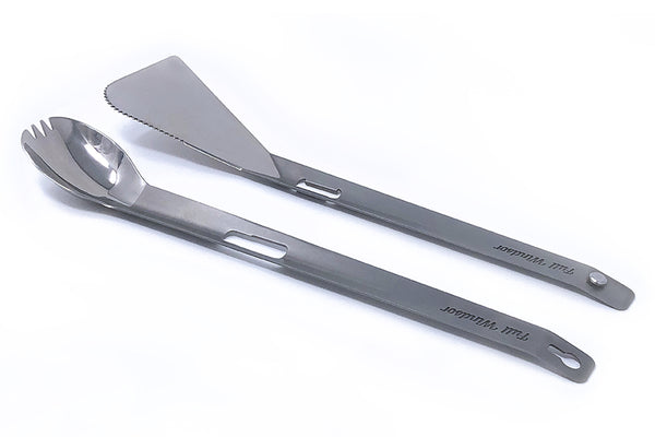 The Splitter - Titanium Multi Tongs