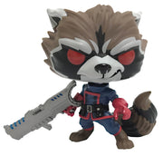 FUNKO POP MARVEL: GOTG - COMIC ROCKET RACCOON CLASSIC PX