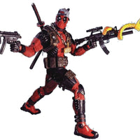 NECA: MARVEL - CLASSICS DEADPOOL ULTIMATE 1/4 SCALE AF