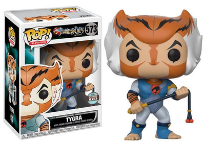 FUNKO POP! TV: THUNDERCATS - TYGRA SPECIALTY SERIES EXC