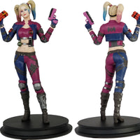 ICON HEROES: DC INJUSTICE - HARLEY QUINN PINK COSTUME PX DELUXE STATUE