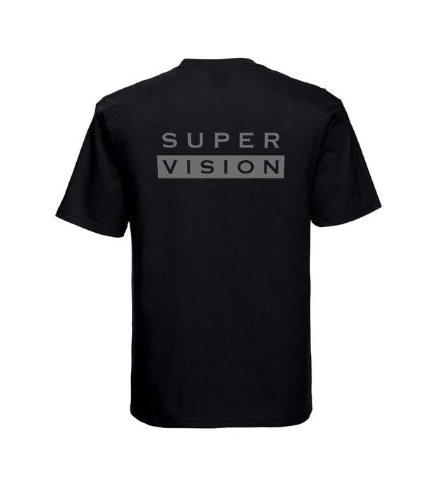 Supervision T-Shirt - black