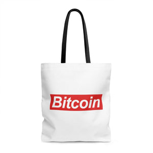 Bitcoin Sign Bag - General Crypto Store