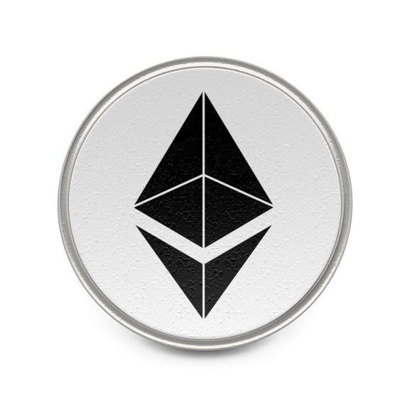 Ethereum Pin - General Crypto Store