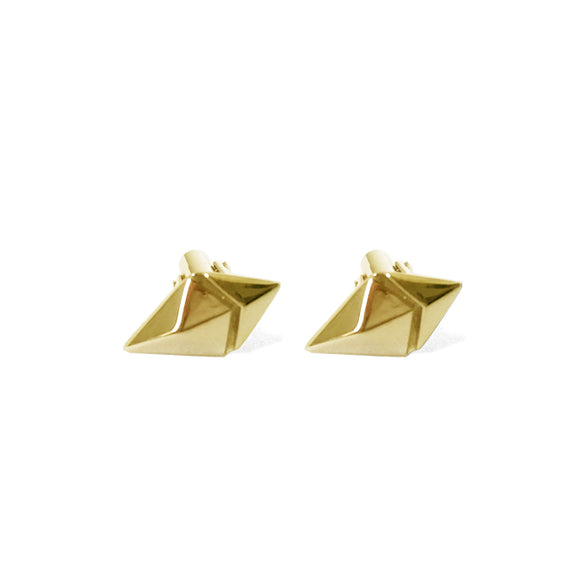 Ethereum Gold Cufflinks - General Crypto Store