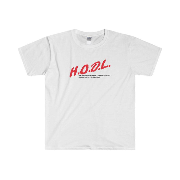 H.O.D.L. Program Tee - General Crypto Store