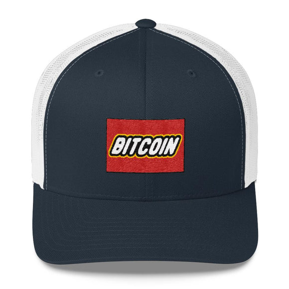 Bitcoin Blocks Hat - General Crypto Store