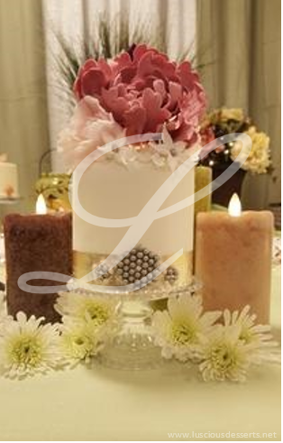 Wedding Mini Cake