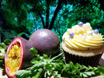Passion Fruit Gourmet Cupcakes