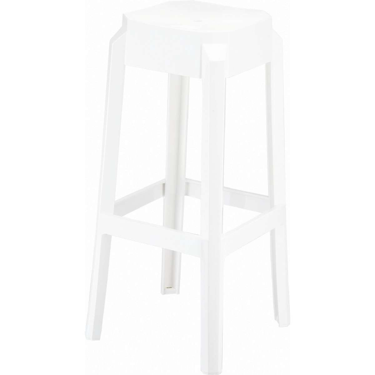 Compamia Fox Polycarbonate Counter Stool 2 Pk