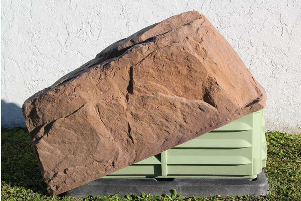 "DekoRRa Artificial Rock Cover, Model 117, 42""x 24""x 21"""