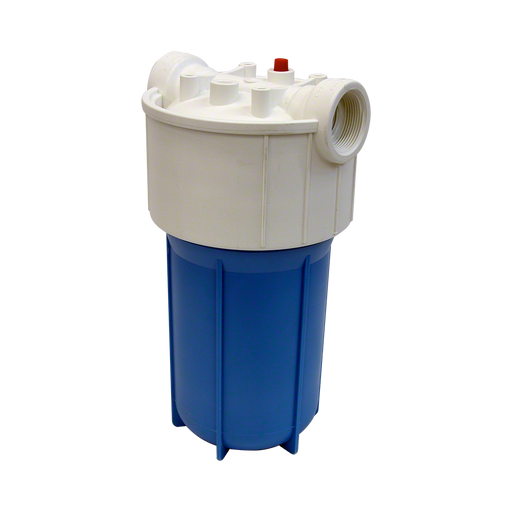 High-Volume 5 Micron Sediment Filter System