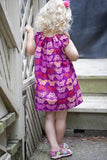 The Easy Dress - Mod Floral