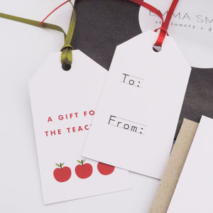 For The Teacher Greeting Card Bundle