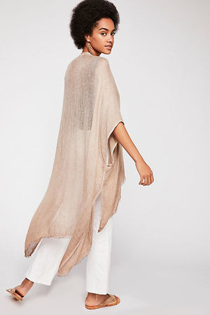 Free People Day Dream Washed Kimono