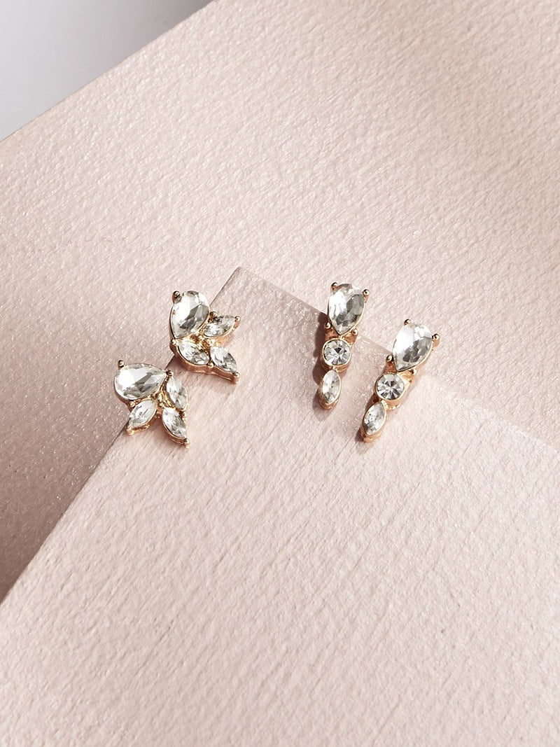 Olive+Piper Mini Luxe Stud Set
