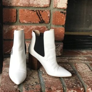 Kristin Cavallari Chinese Laundry Starlight Bootie in White