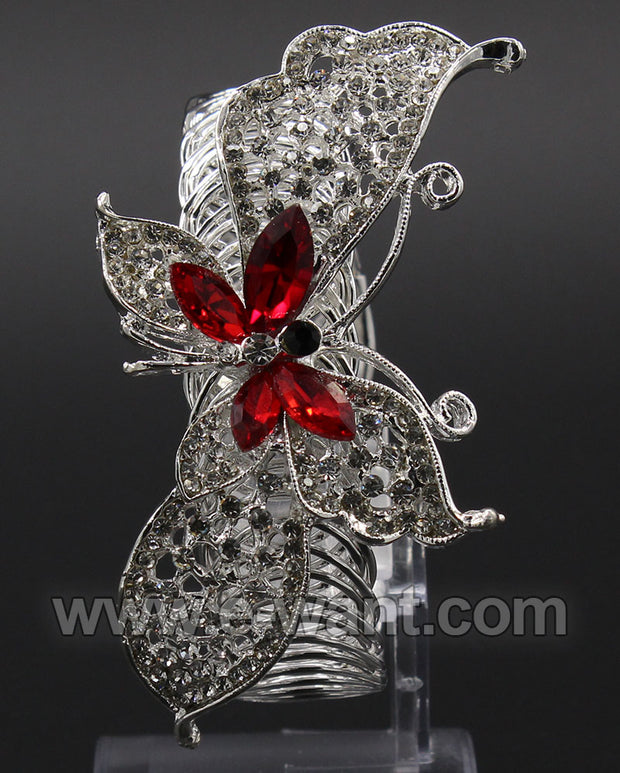 Red Butterfly Design