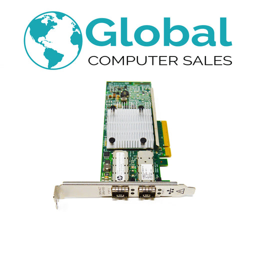HP 412651-001 Proliant PCI-e 2 Port Gb Server Adapter Low-Profile Bracket Only HPE