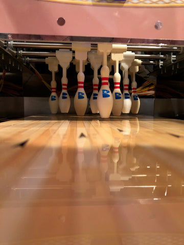 The Big Lebowski Replacement redesigned bowling pins Individual!!!