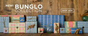 New in the SHOP: bunglo x Wrappily Collection