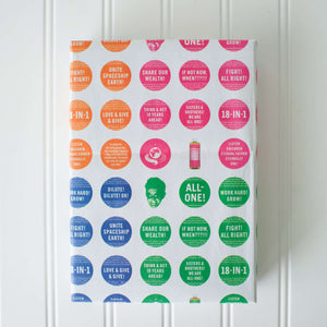 Dr. Bronner's - Custom Corporate Logo Gift Wrap