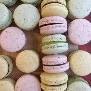 July 27th @ 11 AM - Hands-On French Macarons w/ Kanako Arnold