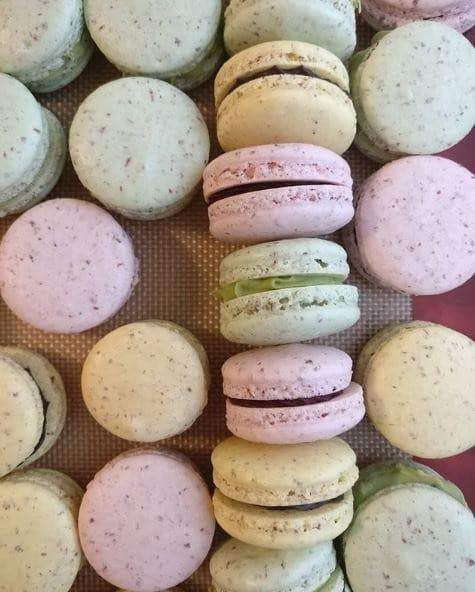 March 23rd @ 11 AM - Hands-On  French Macarons w/ Kanako Arnold