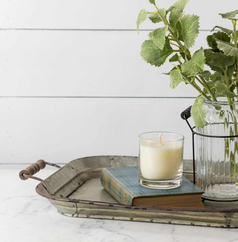 Galvanized Tray - Personalized or Plain