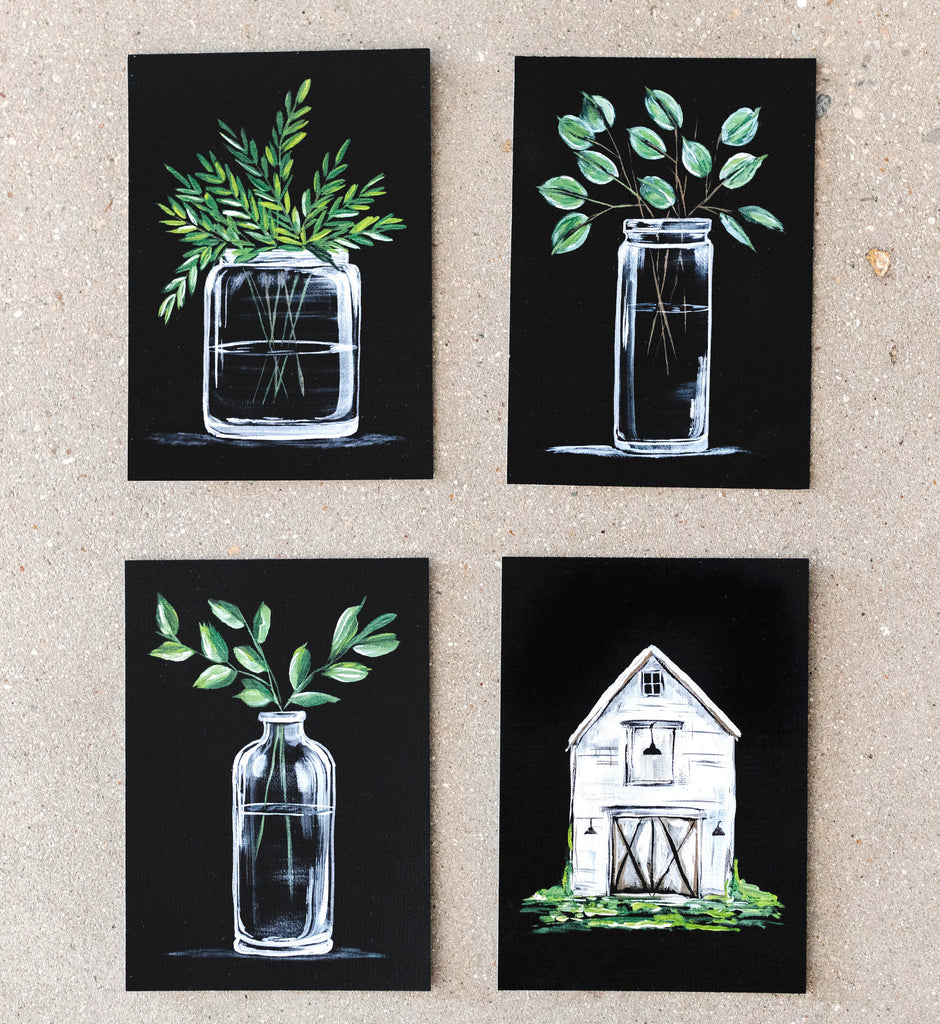 Prints by Sara Brunetti from The Orchard House Women