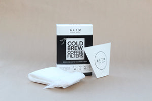 Medium Alto Home Cold Brew Filters (35 - Pack)