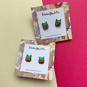 My Gllamarous Face Studs - CHOOSE COLOUR