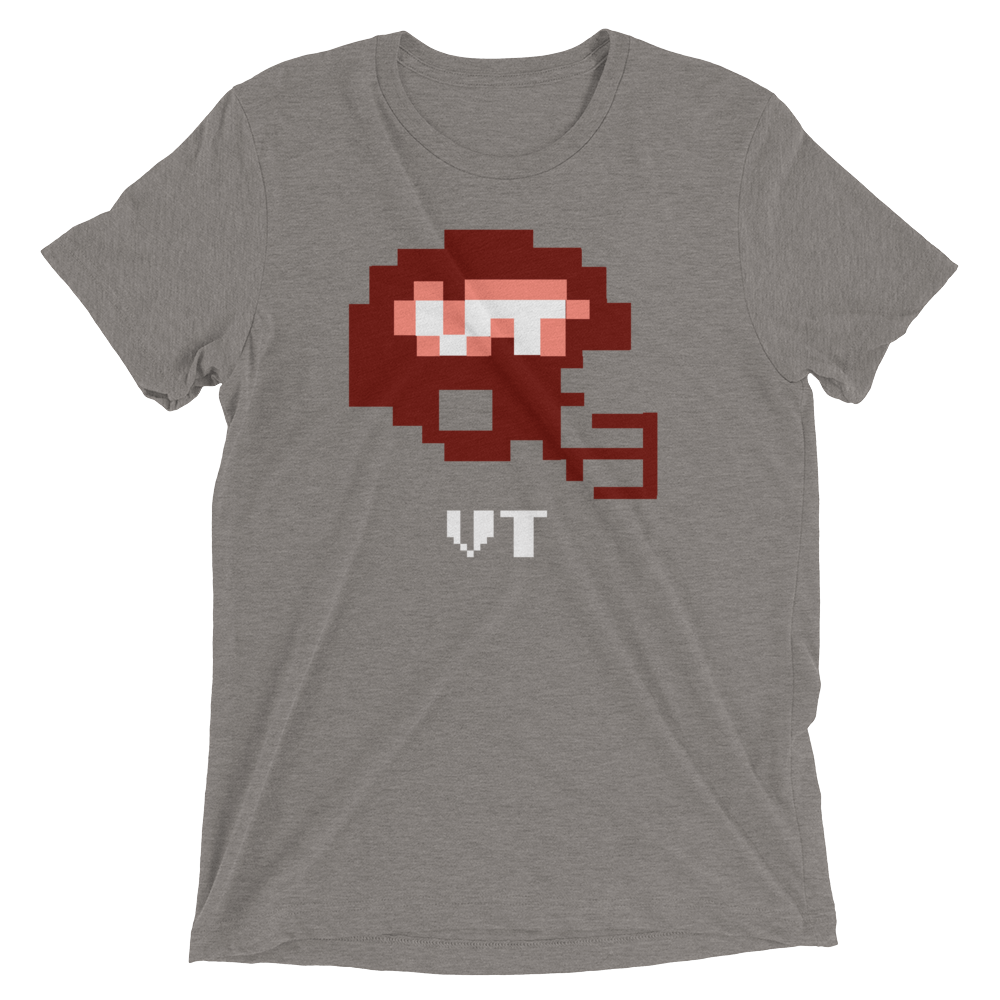 Virginia Tech | Tecmo Bowl Helmet