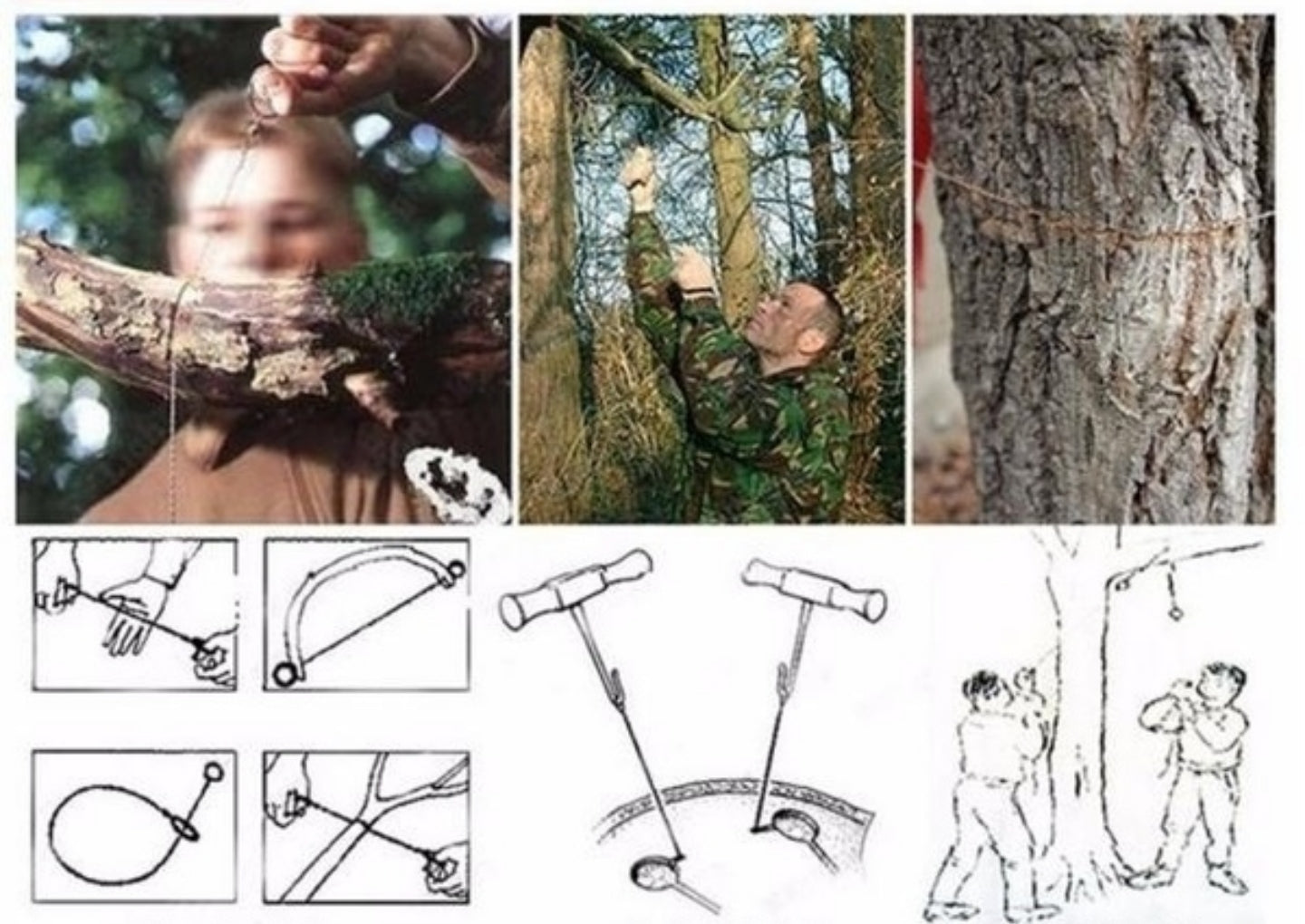 Camping Chain saw