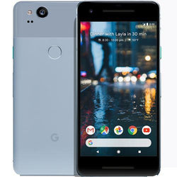 Google Pixel 2 64GB Kinda Blue Unlocked Refurbished Excellent