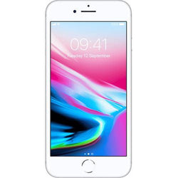 Apple iPhone 8 64GB Silver Unlocked Refurbished Pristine Pack