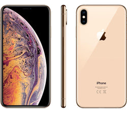 Apple iphone XS Max 512GB (EE Locked) Gold Refurbished Excellent