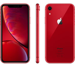 Apple iPhone XR 256GB Unlocked Red Refurbished Excellent